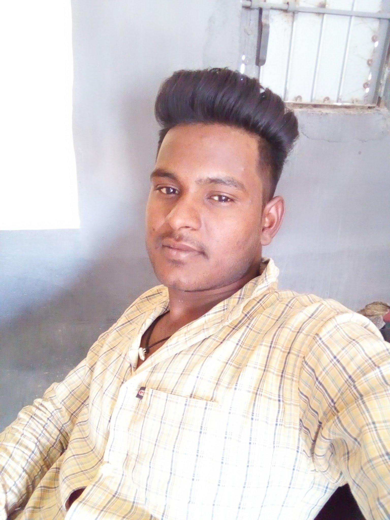 Satpal bohit in his home