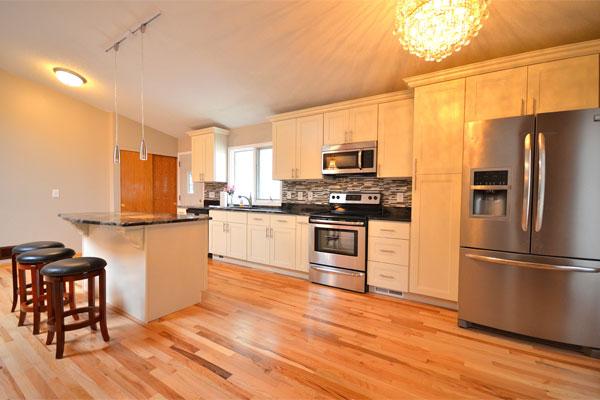 White Kitchen Cabinet USA